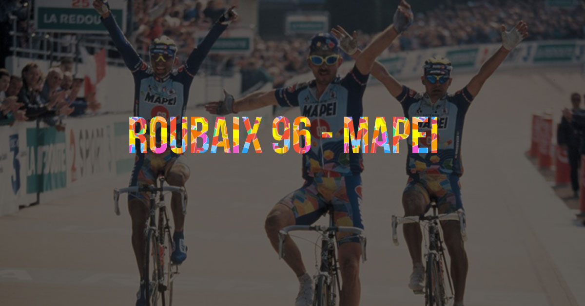 Roubaix 96 by transparent