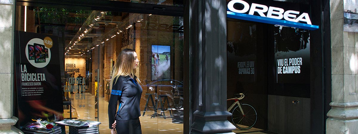 orbea campus-by transparent-casual cycling wear