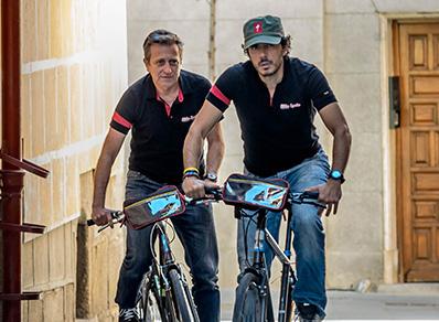 Bike Spain by Transparent