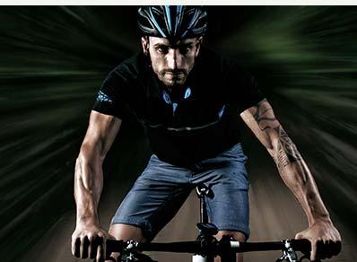 Eslabon by Transparent- Casual Bike Wear