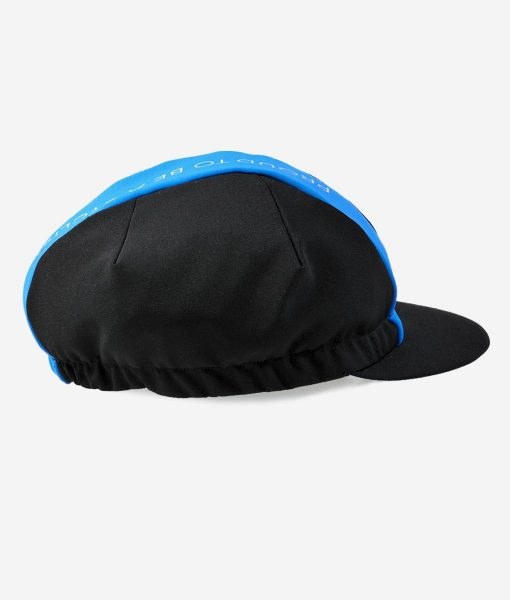 Gorra-ciclista-transparent-azul-fluor