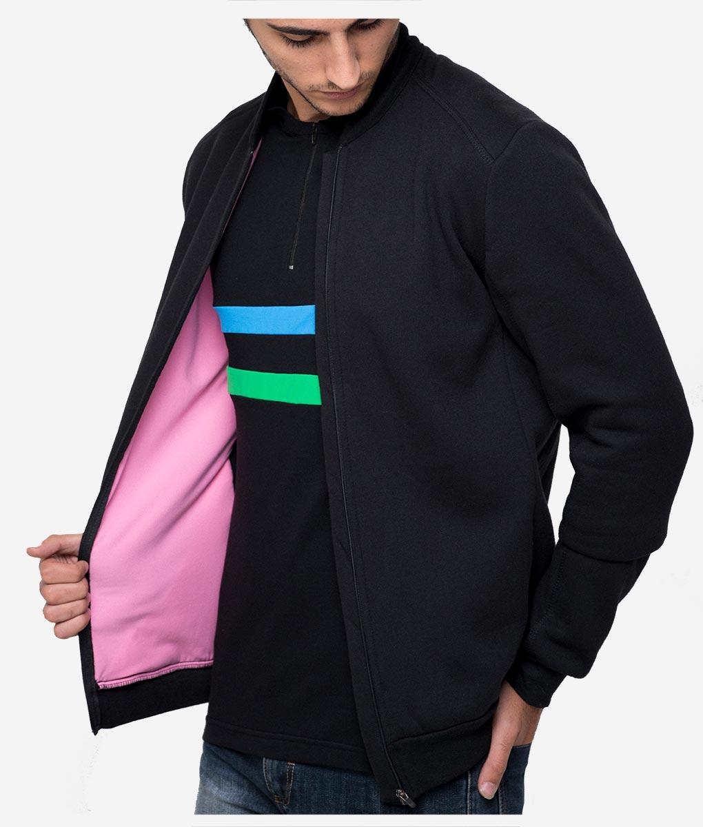 casual-cycling-black-rib-collar-jacket-lateral