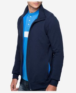 casual-cycling-blue-high-collar-jacket-lateral