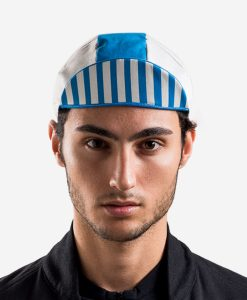 casual-cycling-blue-white-cap-front