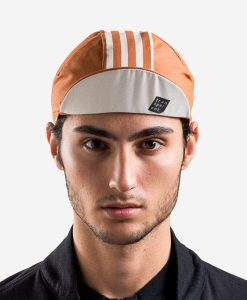 casual-cycling-brown-white-cap-front