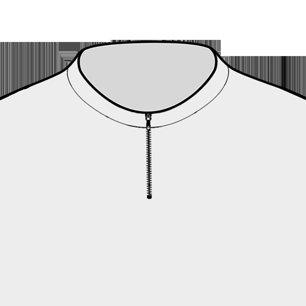 Camiseta Cremallera