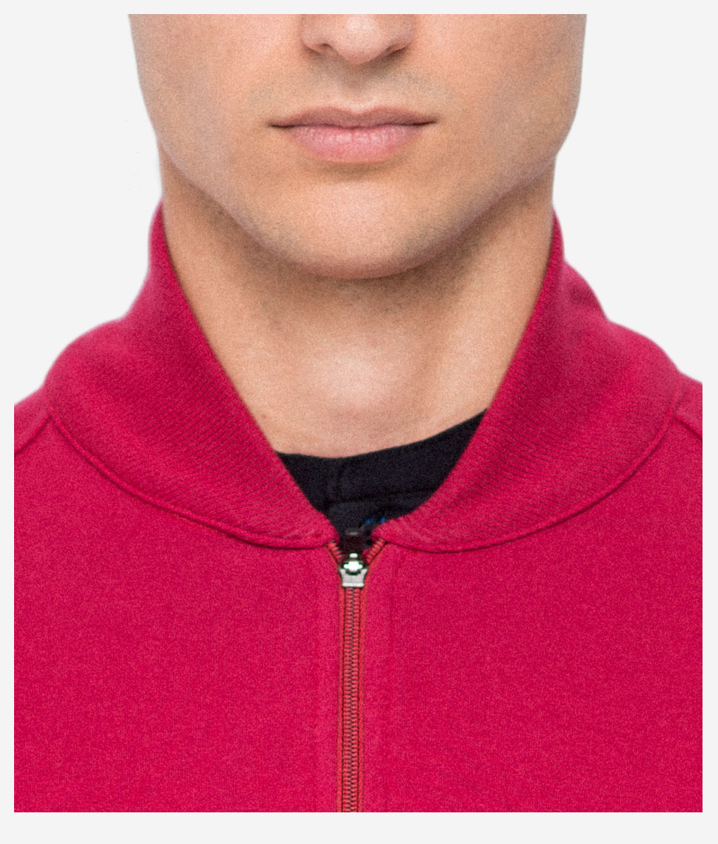 casual-cycling-clothing-jacket-garnet-canale-neck-front-neck-d01