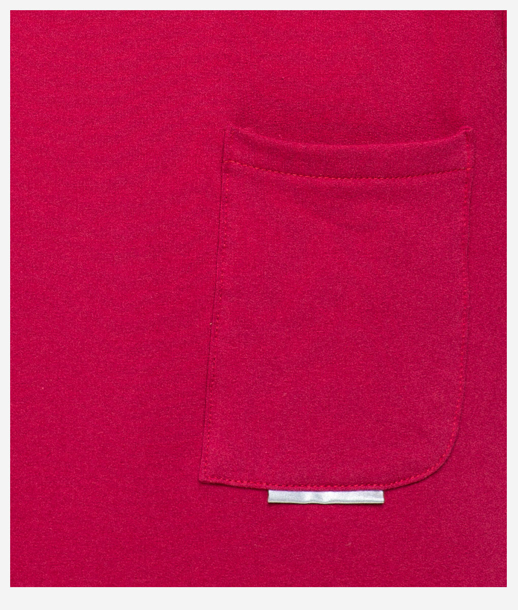 casual-cycling-clothing-jacket-garnet-canale-neck-pocket-detail