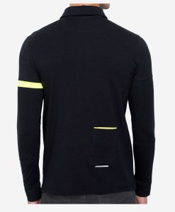 casual-cycling-clothing-polo-button-black-fluor-back