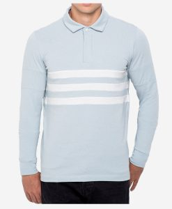 casual-cycling-clothing-polo-button-grey-stock
