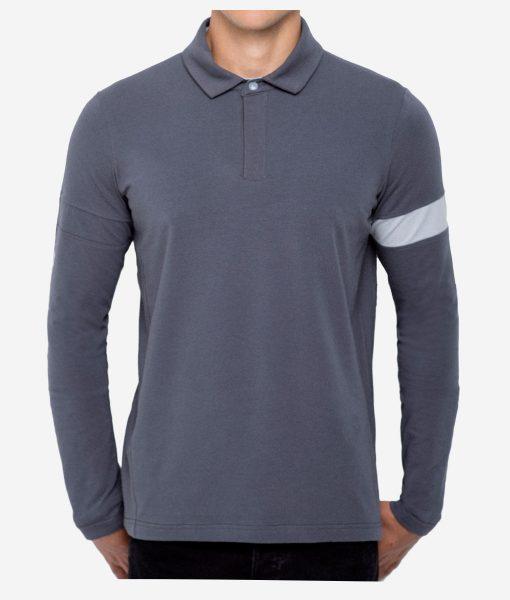 casual-cycling-clothing-polo-zip-grey