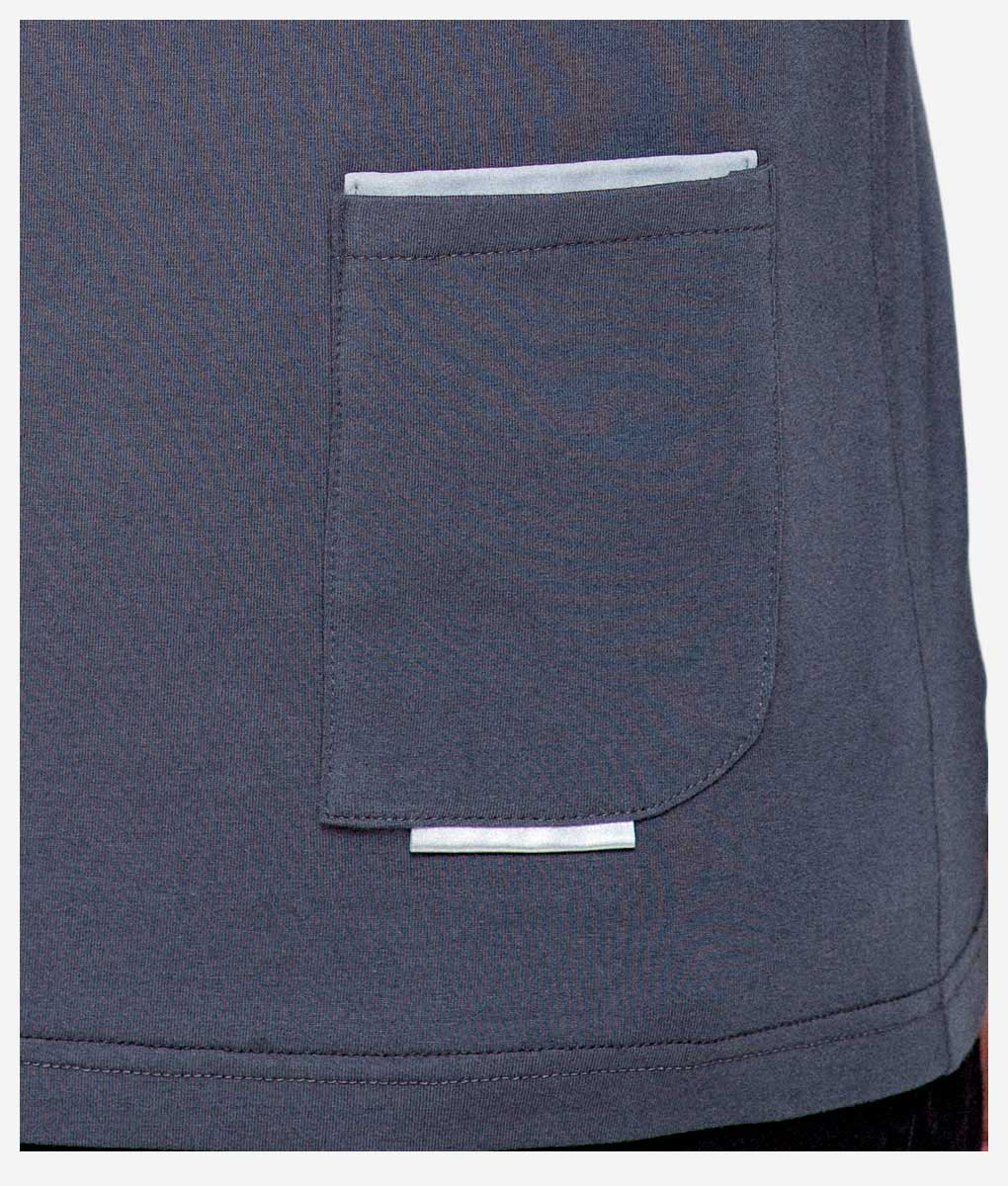 Transparent-casual-cycling-titanium-classic-back-pocket-detail