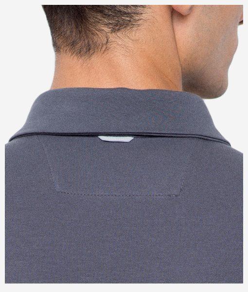 casual-cycling-clothing-polo-zip-grey-pocket-detail