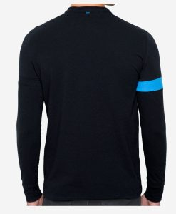 casual-cycling-clothing-zip-black-tee-back