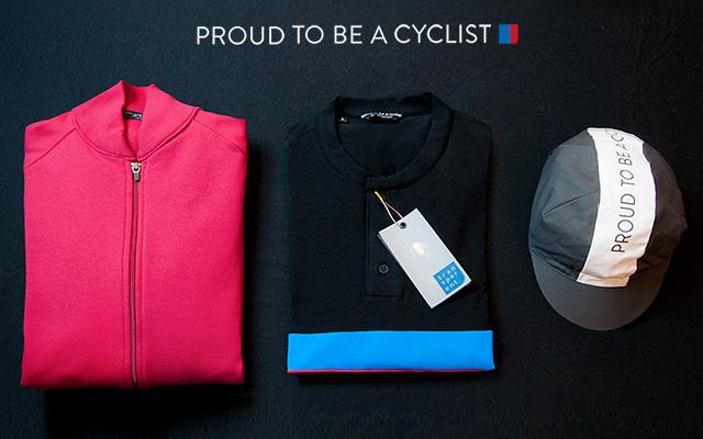 pack ciclista de ropa de ciclismo casual