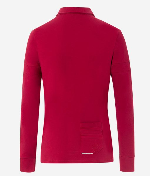 casual-cycling-polo-maroon-back