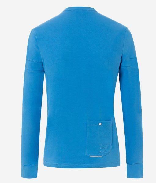 Transparent-casual-cycling-tee-azul-back