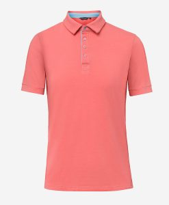 casual-cycling-Transparent-salmon-polo