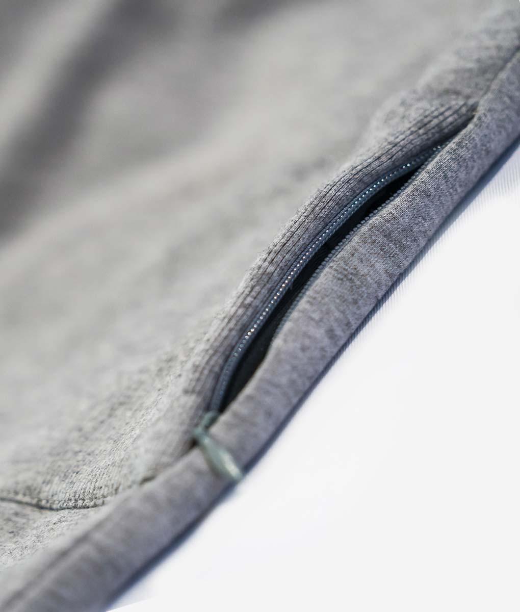 casual-cycling-Merino-Sweatshirt-grey-pocket
