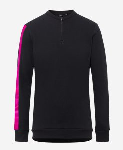 casual-cycling-sweater-fluor-pink-front