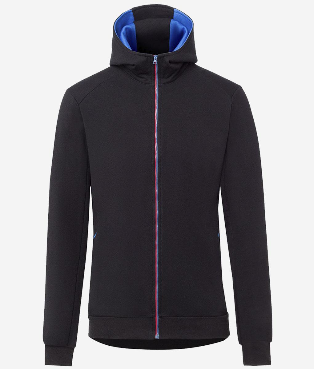 Jacket- Transparent- front