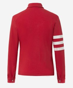 casual-cycling-transparent-red-merino-shirt-back