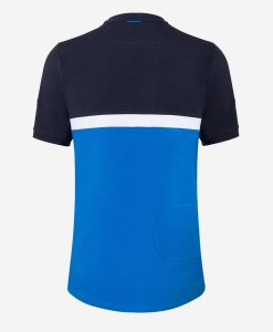 casual-cycling-Camiseta-sport-azul