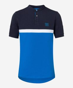 casual-cycling-Blue-T-Shirt-sport