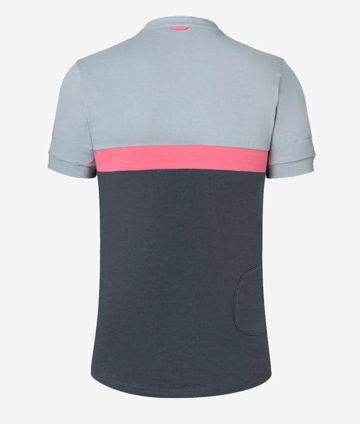 casual-cycling-Camiseta-sport-rosa
