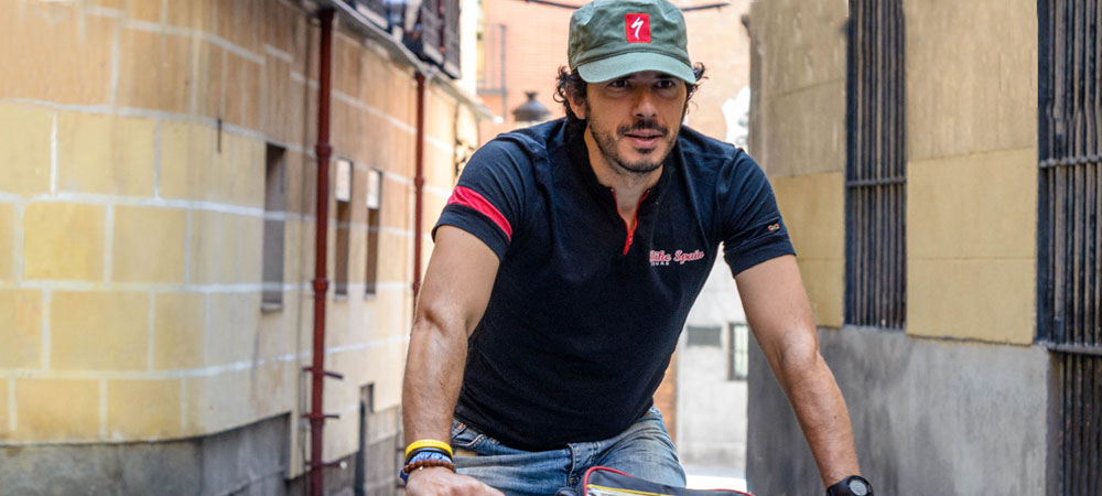 Bike Spain-by transparent-casual cycling wear