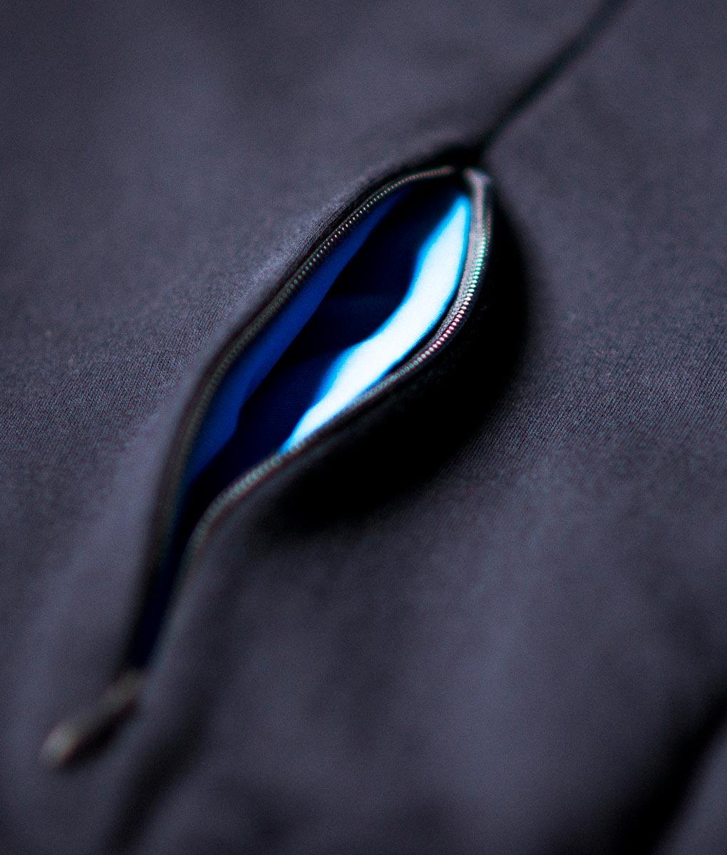 casual-cycling-blue-high-collar-jacket-bolsillos