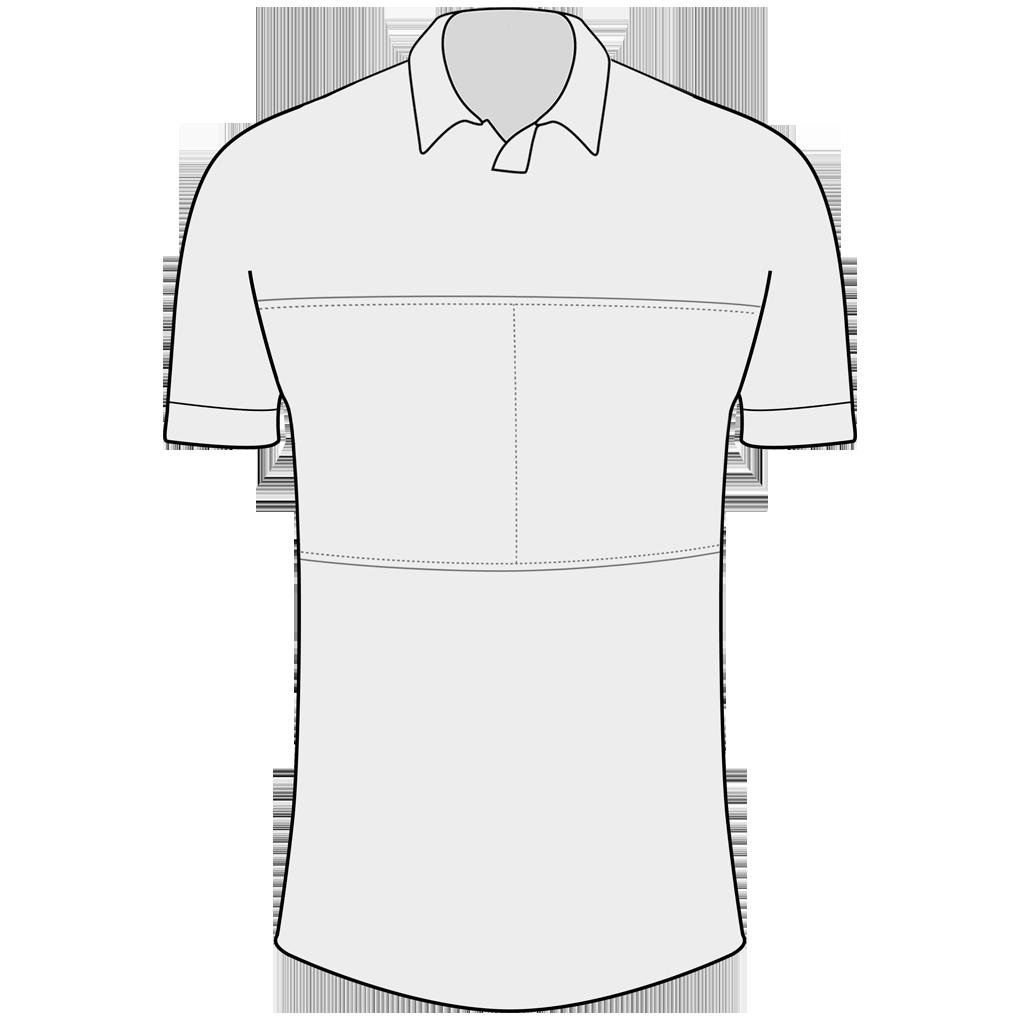 Polo Retro - transparent