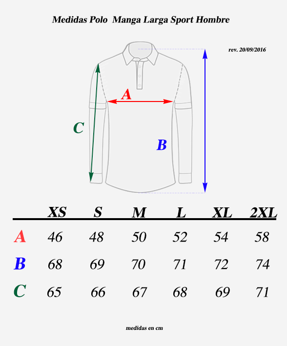 measurement-polo-sport-manga-larga