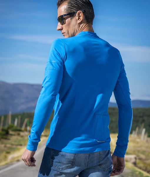 casual-cycling-camiseta-classic-azul-exterior-back