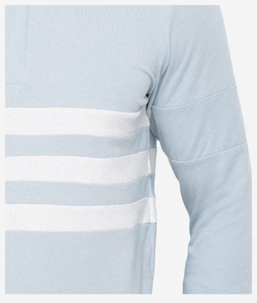 casual-cycling-clothing-polo-button-grey-front-detail