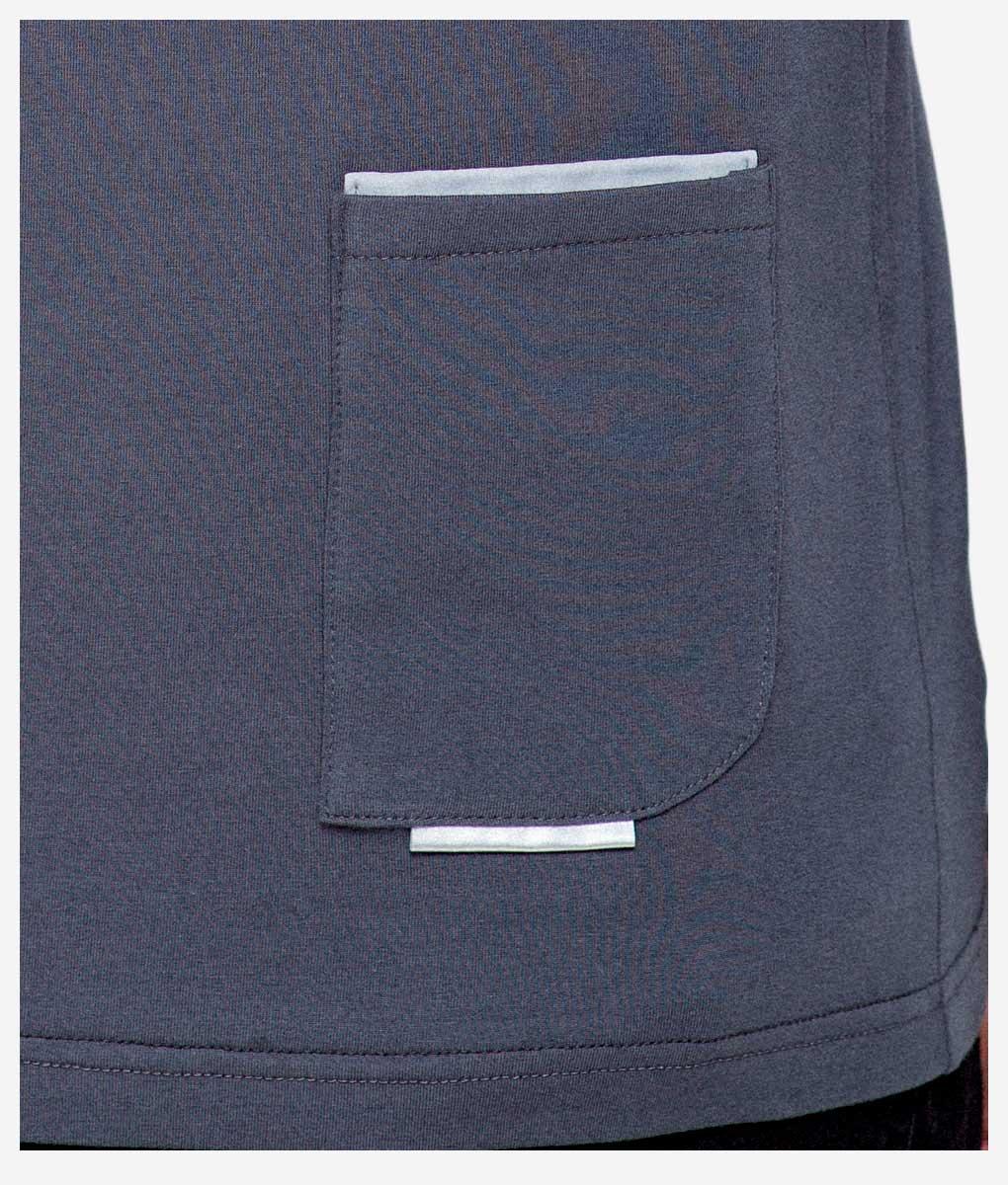 Transparent-casual-cycling-titanium-classic-back-pocket-detail