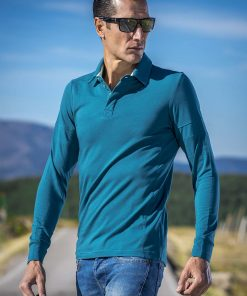 casual-cycling-polo-classic-antracita-exterior-front