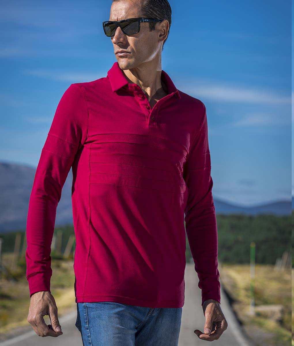 casual-cycling-maroon-classic-polo-outside-front