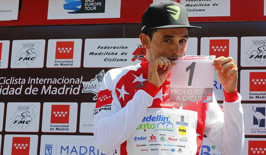 Transparent Con La Vuelta Ciclista A La Comunidad De Madrid