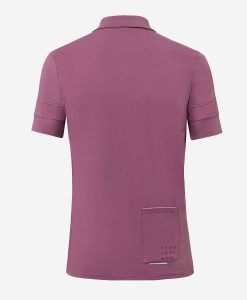casual-cycling-Transparent-magenta-polo