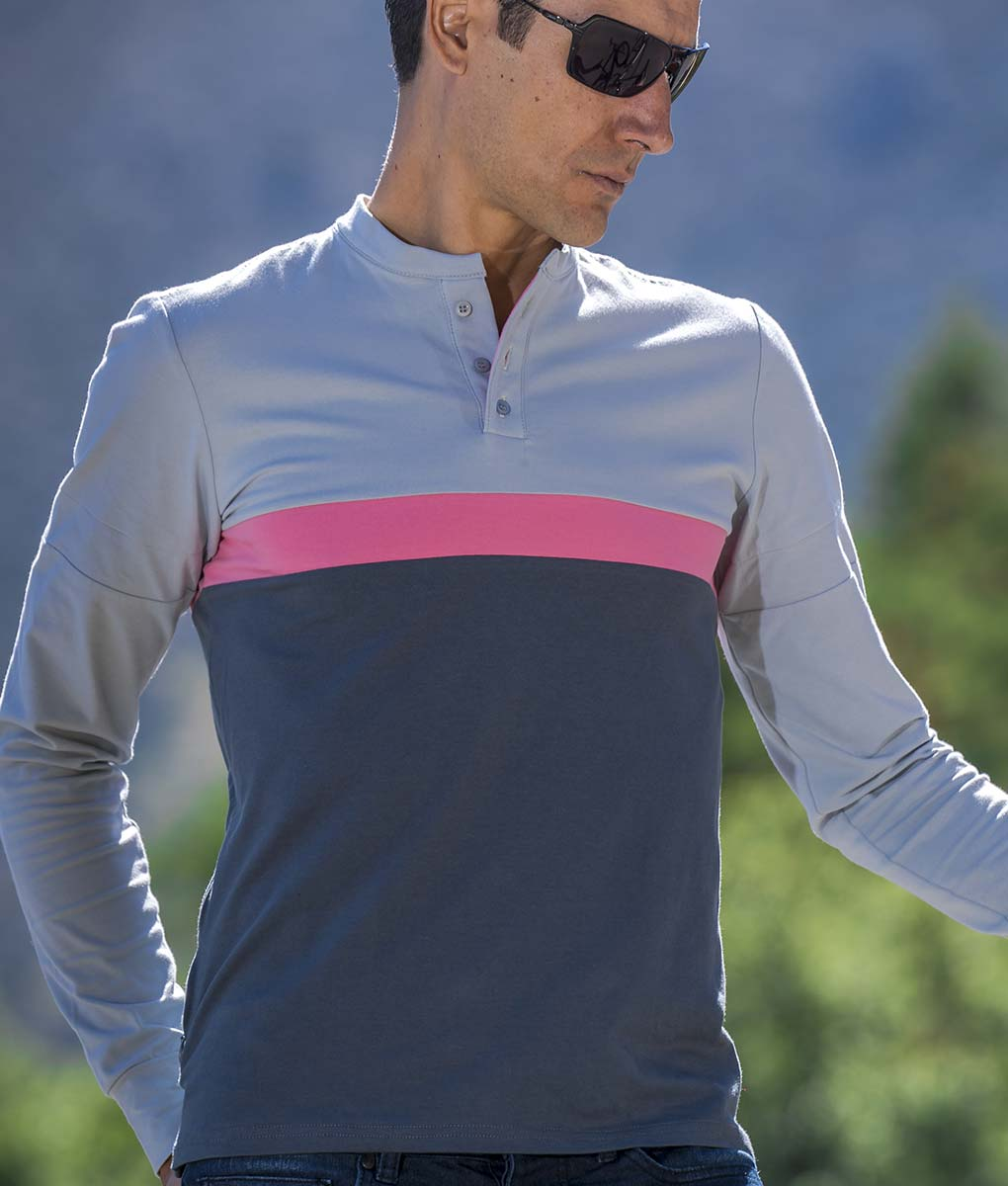 casual-cycling-polo-sport-detail-front