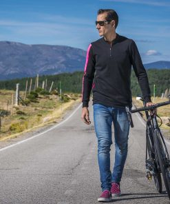 casual-cycling-sweater-fluor-rosa-bici