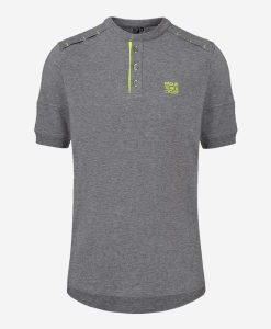 Casual-Cycling-t-shirt-grey-gravel