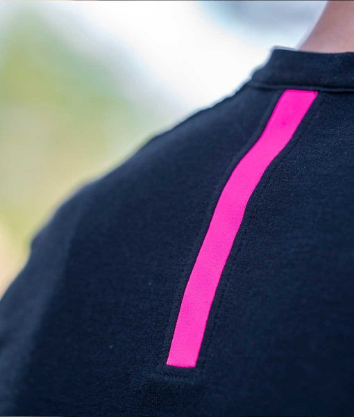 Casual-Cycling-camiseta-gravel-amarilla