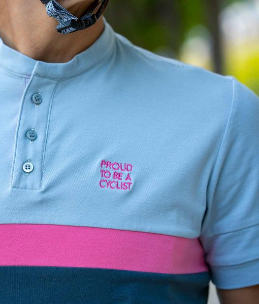 casual-cycling-pink-t-shirt-sport
