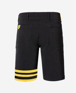 casual-cycling-yellow-bermuda-shorts