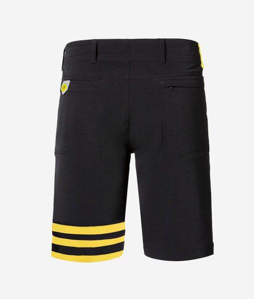 casual-cycling-yellow-bermuda-shorts