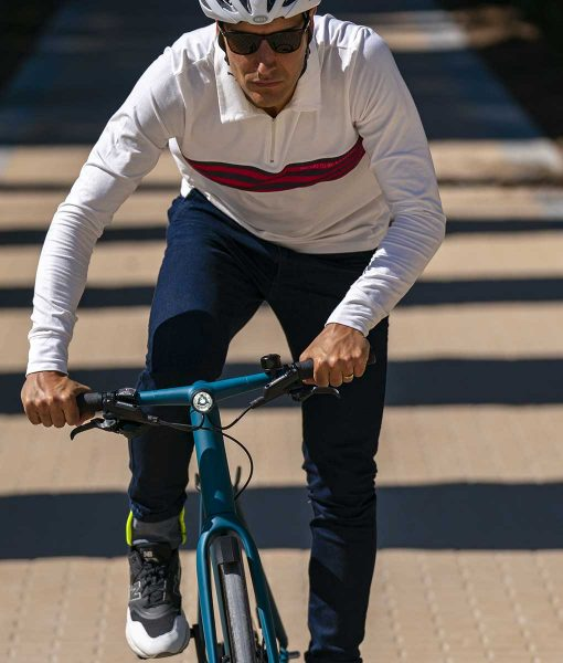 Track-polo-transparent-casual-ciclismo