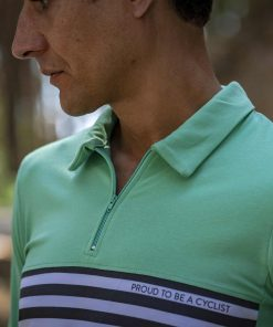 Transparent-casual-cycling-polo