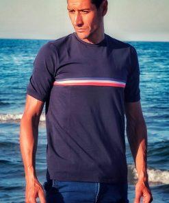 camiseta francia ciclismo casual transparent